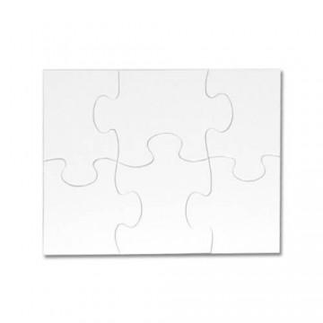 Puzzle, magnet, 6 pieces,...
