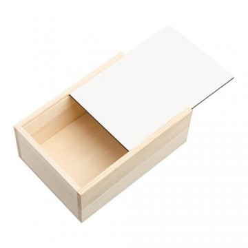 Teabox, wood, 4...