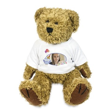 Plush, Teddy Bear, 18 cm...