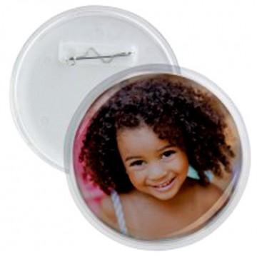 Button, Plastic, foto inpas