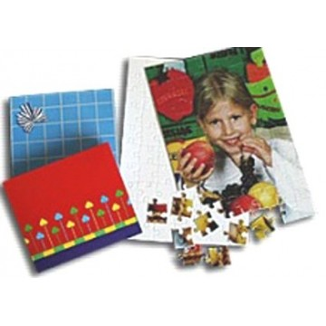 Puzzle 3, Cardboard 35. 70...