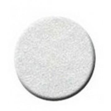 Aluminium round, 2,5 cm,...