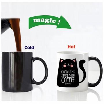 Mug,  Magic, glossy, 11OZ,...