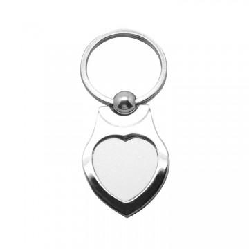 Keychain, heart, model 1,...