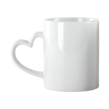Mug, Heart Ear, Sublimation