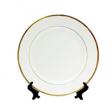 Ceramic, Plate, dia 25cm,...