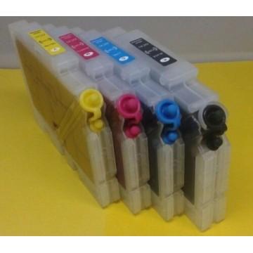 Inkt, refil set SG 400. met...