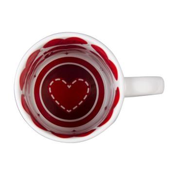 Ceramic, Mug, inside I LOVE...