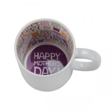 Motto Mug/Beker - Happy...
