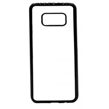 Samsung 8, Zwart plastic...