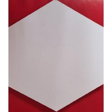 Hexagon, MDF, Glans wit,...