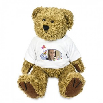 Pluche, Teddy bear, with...