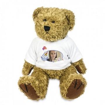 Pluche, Teddy beer, met...