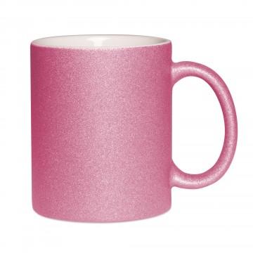 Mok, Roze glans, Metalic,...