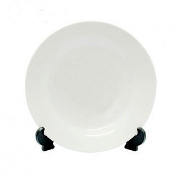 Ceramic, Plate, Dia 19cm,...