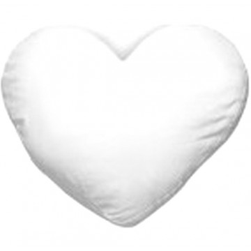Pillow, Heart and square,...