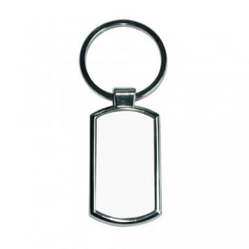 Keychain, 1,9x3,9, metal,...